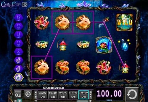 Игровой автомат magicalforest волшебный лес бесплатно