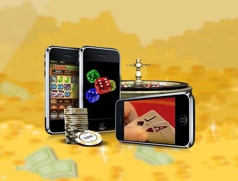 Игровые автоматы на мобильном телефоне
